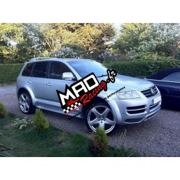 Maxton Design-EXTENSIONS D'AILES - SET DE 8 PIECES - VW TOUAREG MK1 (avant facelifting 2002-2006) VW-TO-1-FE1F